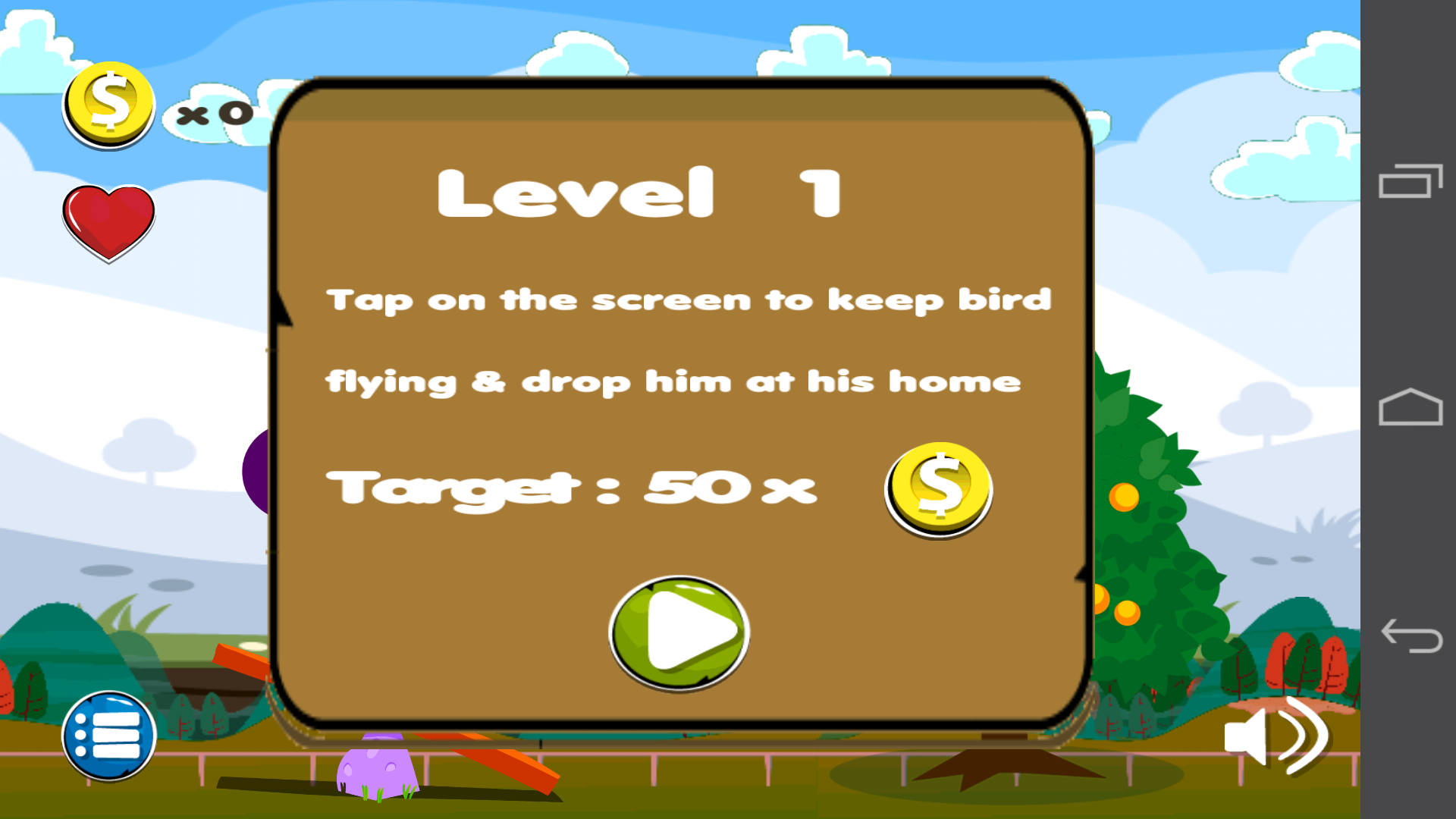 Bird Ninja for Android Game Review