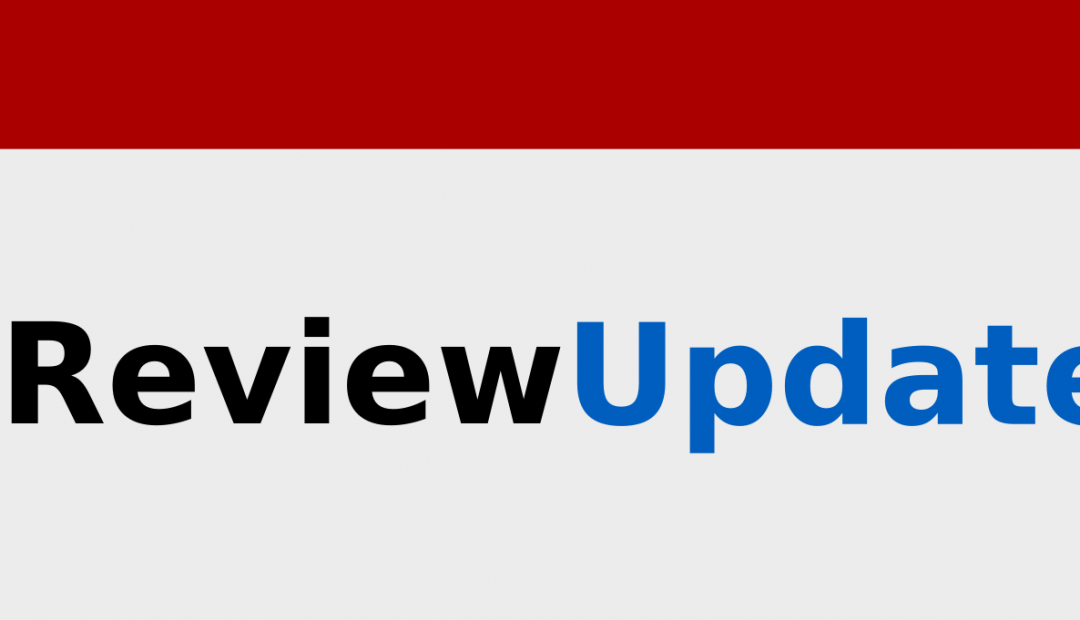 App Review Updates