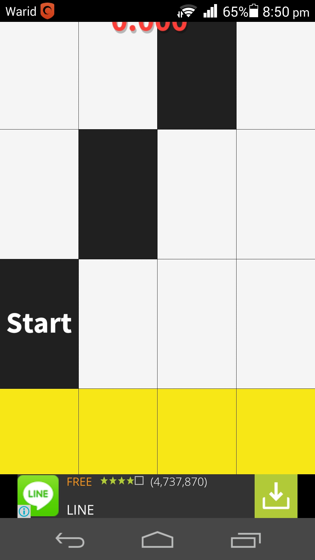 Piano Tiles Game Review