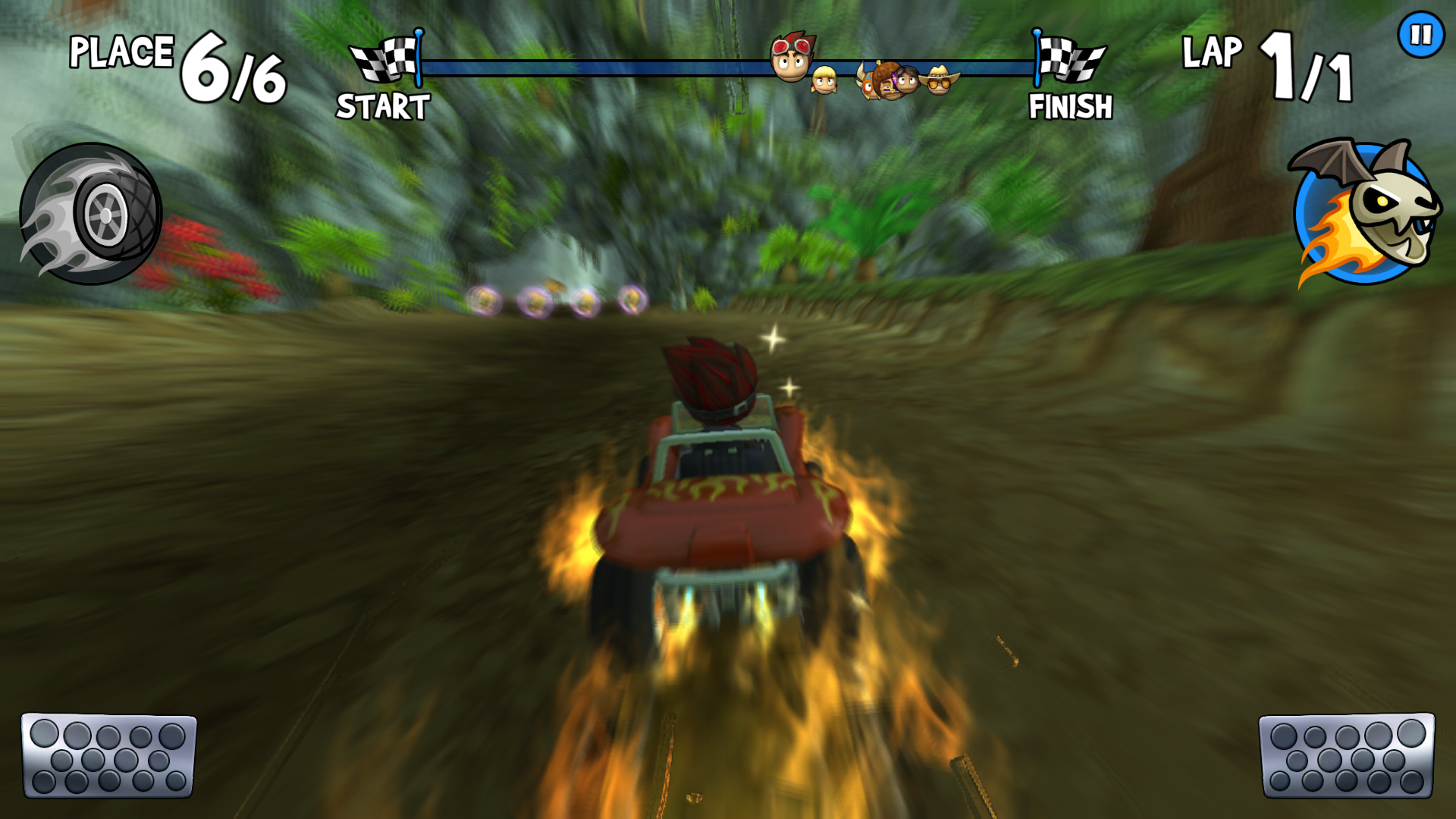 Beach Buggy Racing Game Review