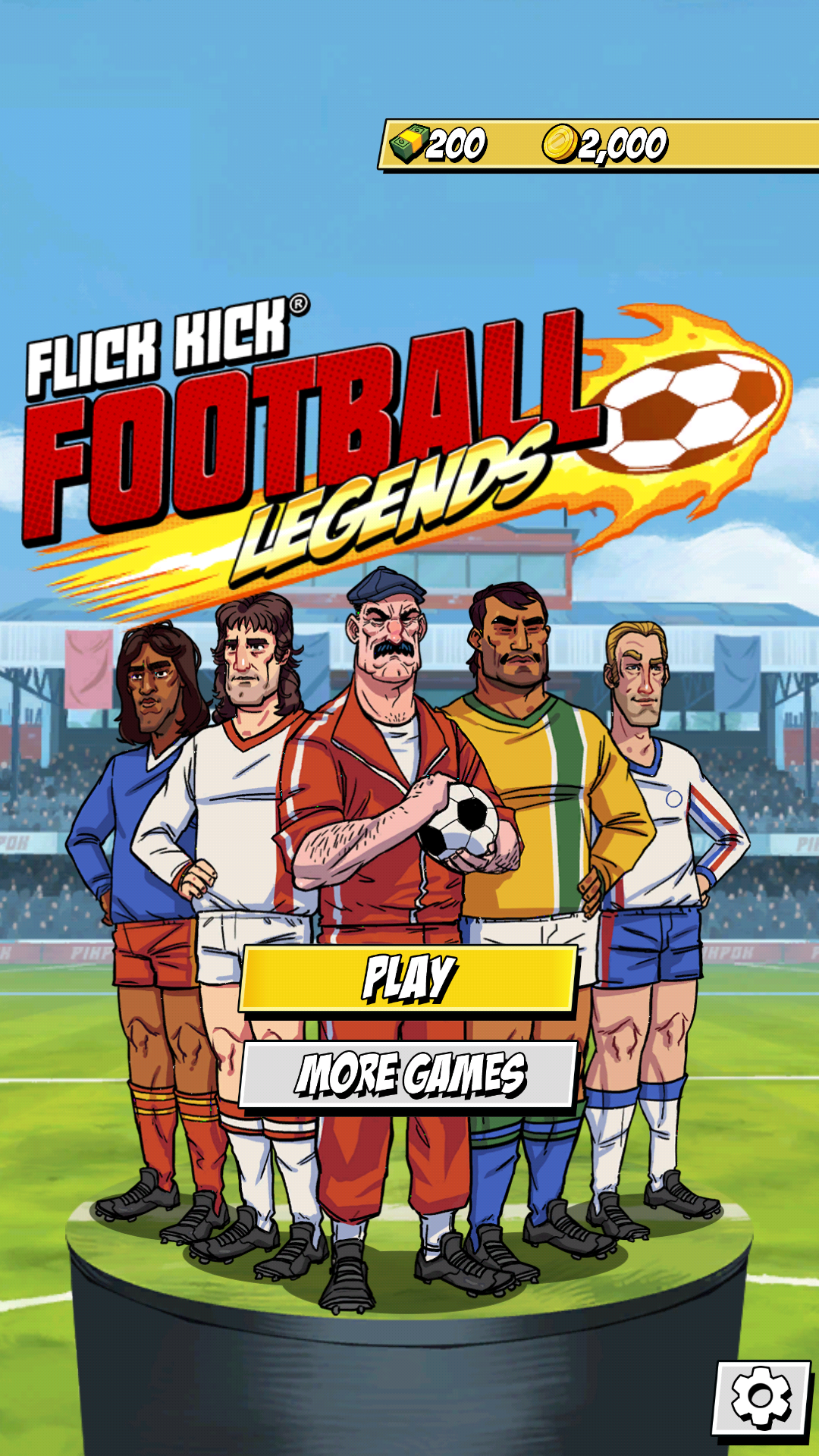 Flick Football Legends Game Review