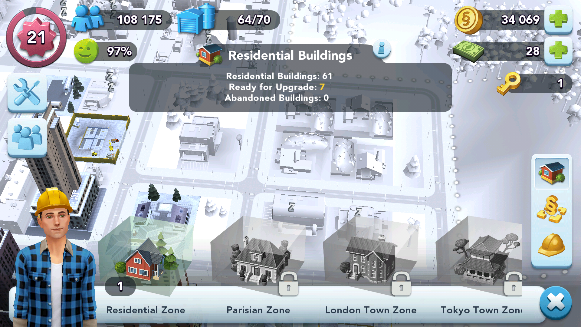 Sim City: Build It Game Review